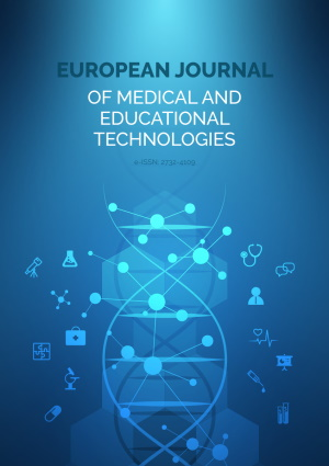 European Journal of Medical and Educational Technologies